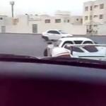 Drift na ulicach w Arabii Saudyjskiej