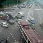 SZALENI kierowcy z Rosji - ZGROZA!