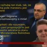 Czy Renata Beger przejdzie do PIS-u w zamian za stanowisko w rządzie?