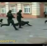 Trening chorwackiej policji - ŻENADA!
