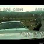 Zastrzelony przez zatrzymanego