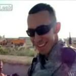 Amerykański żołnierz wrzucił dzieciaka do rzeki!