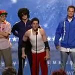 Niepełnosprawny breakdancer w konkursie!