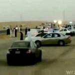 Arabski drift- NIEBEZPIECZNE!