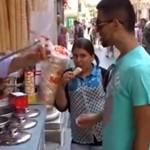 Turecki lodziarz