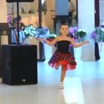 Młodzi tancerze - skradli serca publiczności