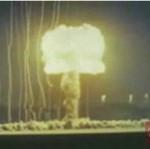 Testy nuklearne - składanka eksplozji