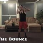 Eryk uczy tańca