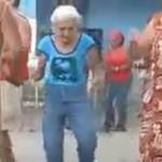 Babcia wyszła na łowy