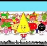 Japońska reklama pizzy - dziwaczna!