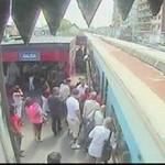 Dziecko znalazło się pod pociągiem!