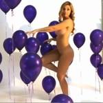 Tańcząca z balonami (18+)