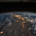 Co widzi załoga stacji kosmicznej?