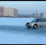 MEGA drit na lodzie!