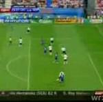 Pierwszy gol Chorwacji!