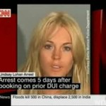 Lindsay Lohan aresztowana!