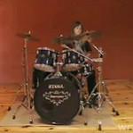 Jedenastoletnia perkusistka z Polski!
