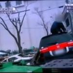 Kierowca kontra tsunami