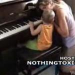 Wypadek z pianinem