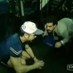 Borat idzie na siłownię