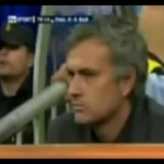 Płomienny romans Mourinho!