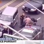 Policyjny pościg jak z GTA