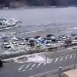 Tsunami w Japonii - POTWORNE!