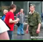 Cywil vs żołnierz