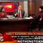 Debata telewizyjna Rumunii