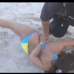 Policja aresztuje naprutą nastolatkę