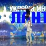 """Gorący taniec w ukraińskim """"Mam Talent"""""""