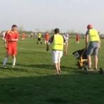 Jak wygląda pomoc medyczna w 5 lidze rumuńskiej?