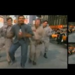 """Gangnam Busters"" - PSY vs Ghostbusters"
