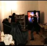 Rozwalił telewizor w odwecie za zniszczone auto!
