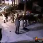 Bójka w rosyjskim programie na żywo