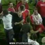 Masakra na boisku piłkarskim
