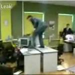 Rosyjski urzędnik dostał szału!!!