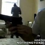 Strzelił do swojej dziewczyny