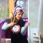 Kate Hansen i jej rozgrzewający taniec w Soczi