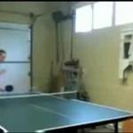 Niby zwykły ping pong, ale...