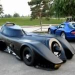 Oryginalny Batmobil - WOW!