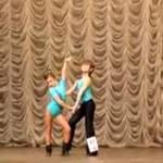 Mali mistrzowie tańca - WOW!