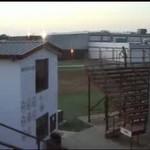 Skok z dachu - NIEUDANY...