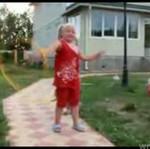 Dzieciak szybszy niż błyskawica!