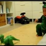 Płakanozurus Rex