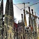 Jeden ze współczesnych CUDÓW ŚWIATA - Sagrada Familia