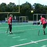 Piłkarze po amputacji nóg