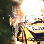 Najlepsze momenty drag racingowych zawodów
