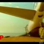 Samolot wylądował w Morzu Karaibskim