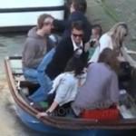 Tak NIE wysiada się z łódki!